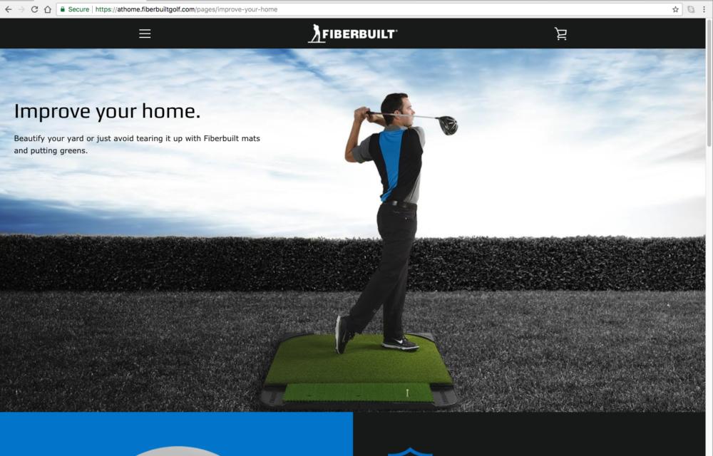 Fiberbuilt Consumer Site IYH (Launch)
